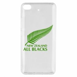 Чехол для Xiaomi Mi 5s new zealand all blacks - FatLine