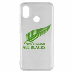 Чехол для Xiaomi Mi8 new zealand all blacks - FatLine