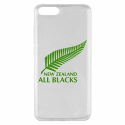 Чехол для Xiaomi Mi Note 3 new zealand all blacks - FatLine