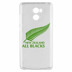 Чехол для Xiaomi Redmi 4 new zealand all blacks - FatLine