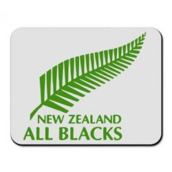 Коврик для мыши new zealand all blacks - FatLine
