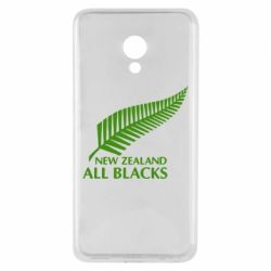 Чехол для Meizu M5 new zealand all blacks - FatLine
