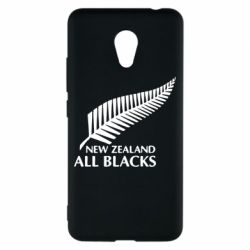 Чехол для Meizu M5c new zealand all blacks - FatLine