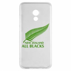Чехол для Meizu Pro 6 new zealand all blacks - FatLine