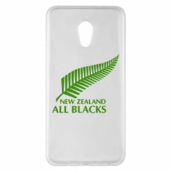 Чехол для Meizu Pro 6 Plus new zealand all blacks - FatLine
