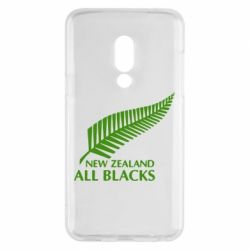 Чехол для Meizu 15 new zealand all blacks - FatLine