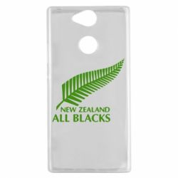 Чехол для Sony Xperia XA2 new zealand all blacks - FatLine