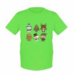 Дитяча футболка Newborn New Year