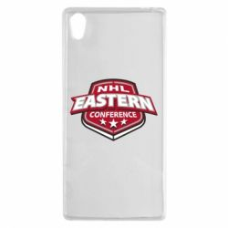 Чехол для Sony Xperia Z5 NHL Eastern Conference - FatLine