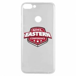Чехол для Huawei P Smart NHL Eastern Conference - FatLine