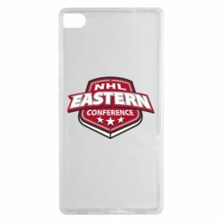 Чехол для Huawei P8 NHL Eastern Conference - FatLine