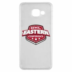 Чехол для Samsung A3 2016 NHL Eastern Conference - FatLine