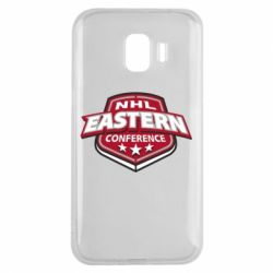 Чехол для Samsung J2 2018 NHL Eastern Conference - FatLine