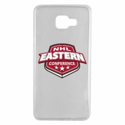 Чехол для Samsung A7 2016 NHL Eastern Conference - FatLine