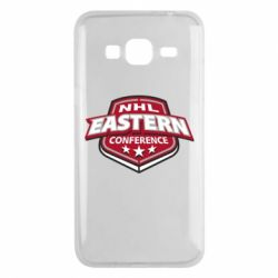 Чехол для Samsung J3 2016 NHL Eastern Conference - FatLine