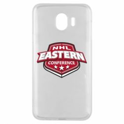 Чехол для Samsung J4 NHL Eastern Conference - FatLine