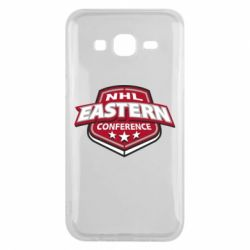 Чехол для Samsung J5 2015 NHL Eastern Conference - FatLine