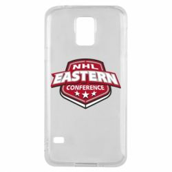 Чехол для Samsung S5 NHL Eastern Conference - FatLine