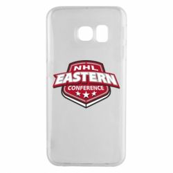 Чехол для Samsung S6 EDGE NHL Eastern Conference - FatLine