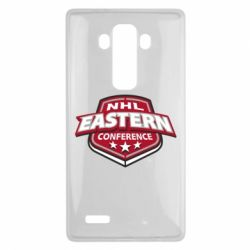 Чехол для LG G4 NHL Eastern Conference - FatLine