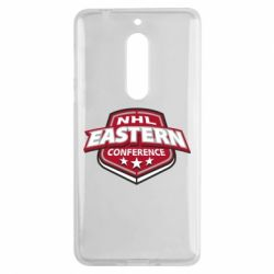 Чехол для Nokia 5 NHL Eastern Conference - FatLine