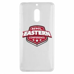 Чехол для Nokia 6 NHL Eastern Conference - FatLine