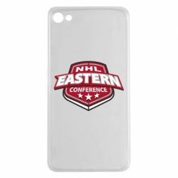 Чехол для Meizu U20 NHL Eastern Conference - FatLine