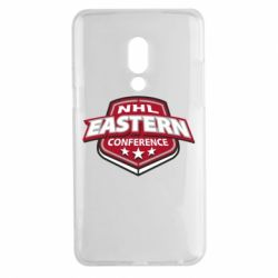 Чехол для Meizu 15 Plus NHL Eastern Conference - FatLine