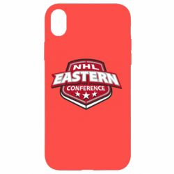 Чехол для iPhone XR NHL Eastern Conference - FatLine