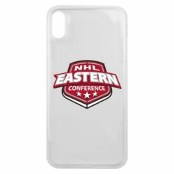 Чехол для iPhone Xs Max NHL Eastern Conference - FatLine