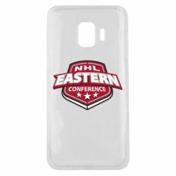 Чехол для Samsung J2 Core NHL Eastern Conference - FatLine