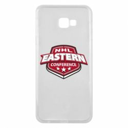 Чехол для Samsung J4 Plus 2018 NHL Eastern Conference - FatLine