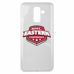 Чехол для Samsung J8 2018 NHL Eastern Conference - FatLine