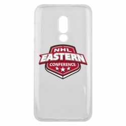 Чехол для Meizu 16 NHL Eastern Conference - FatLine