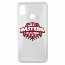 Чехол для Xiaomi Mi Max 3 NHL Eastern Conference - FatLine