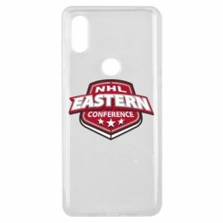 Чехол для Xiaomi Mi Mix 3 NHL Eastern Conference - FatLine