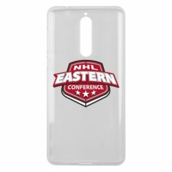 Чехол для Nokia 8 NHL Eastern Conference - FatLine