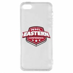 Чехол для iPhone5/5S/SE NHL Eastern Conference - FatLine