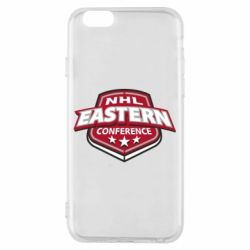 Чехол для iPhone 6/6S NHL Eastern Conference - FatLine