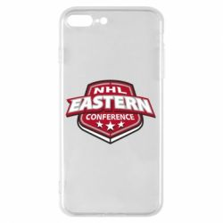 Чехол для iPhone 8 Plus NHL Eastern Conference - FatLine