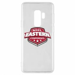 Чехол для Samsung S9+ NHL Eastern Conference - FatLine