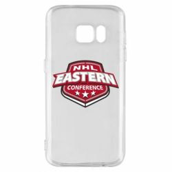 Чехол для Samsung S7 NHL Eastern Conference - FatLine