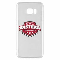 Чехол для Samsung S7 EDGE NHL Eastern Conference - FatLine