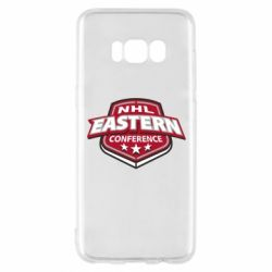 Чехол для Samsung S8 NHL Eastern Conference - FatLine