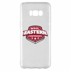Чехол для Samsung S8+ NHL Eastern Conference - FatLine