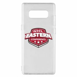 Чехол для Samsung Note 8 NHL Eastern Conference - FatLine