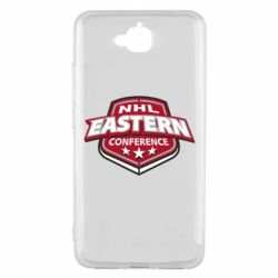 Чехол для Huawei Y6 Pro NHL Eastern Conference - FatLine