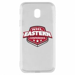 Чехол для Samsung J3 2017 NHL Eastern Conference - FatLine