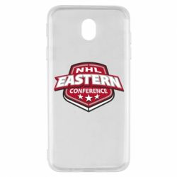 Чехол для Samsung J7 2017 NHL Eastern Conference - FatLine