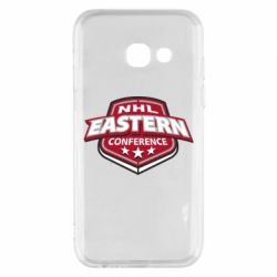 Чехол для Samsung A3 2017 NHL Eastern Conference - FatLine